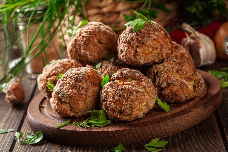 whole30 meatballs