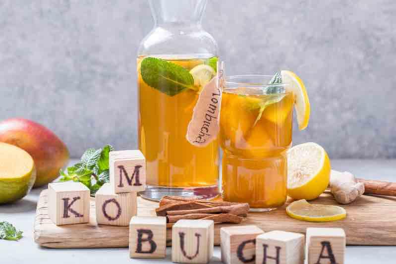 is kombucha healthy